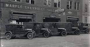 Frontthumbnail 1925 Chevrolet Dealership Chevrolet West Virginia
