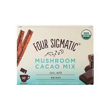 <b>Mushroom</b> Hot <b>Cacao Mix with</b> Reishi – Village Juicery