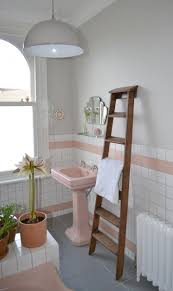 Apartment Therapy Bathrooms Spectacularly Pink Bathrooms That Bring Retro Style Back