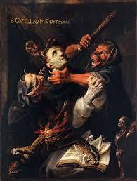ambroise fredeau guillaume de tolose tormented by demons 1657