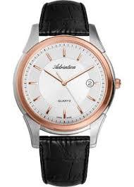 <b>Adriatica Часы</b> 1116.R213Q. Коллекция Gents Leather | www.gt-a.ru