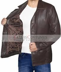supernatural dean winchester leather jacket