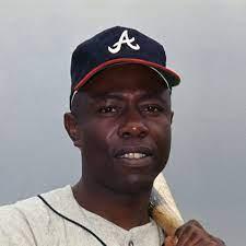 Hank Aaron, Hall of Famer and MLB ...
