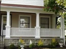 vinyl porch railing installation toronto gta you