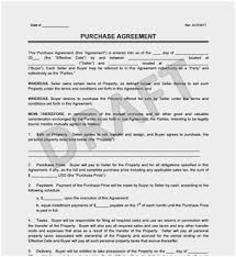 Property Purchase Agreement Template Awesome Selling Agreement Prettier Purchase Agreement Template Lease Agreement