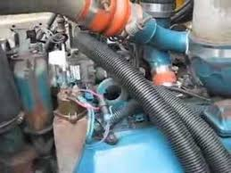 7.3L Powerstroke Diesel Engine Starts-(T444E International) - YouTube