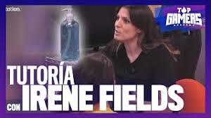 TUTORÍA de ANOUC con IRENE FIELDS | TOP GAMERS ACADEMY - YouTube