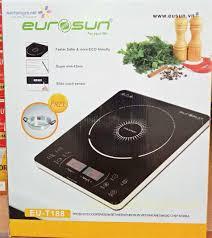 Bếp điện từ đơn cao cấp Eurosun EU-T188 (Tặng kèm nồi Inox 26cm) -  1,569,000