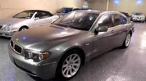 BMW Convertible 745i bmw 2003 : 2003 BMW 745Li 4dr Sedan (#2024) (SOLD) - YouTube