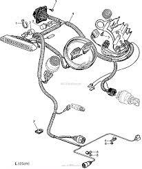 John deere parts diagrams john deere wiring harness dash
