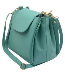 roseberry green faux leather sling bag roseberry green faux leather sling bag at best s in india on snapdeal