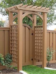 Small Picture Fine Fence Gate Design Plans With Ideas