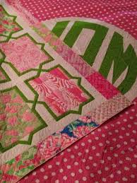 The Lilly Quilt | Finger and Craft & Explore Lilly Pulitzer, Quilt Blocks, and more! Adamdwight.com