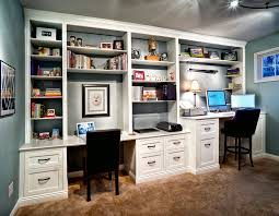 luxury desks for home office. Wall Units With Desks Comfortable Luxury Home Office Custom Built Unit Desk Book Shelves Within Pertaining To 18 For