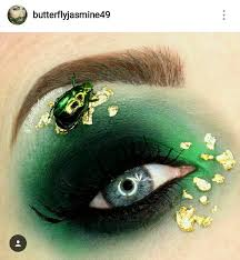 the eye makeup looks absolutely beautiful source insram