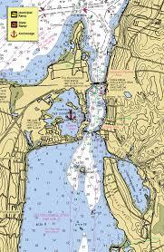 Bartons Cove Depth Chart Tiverton Names Numbers New England Boating Fishing