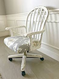 office chair makeover. Picture Of Office Chair Makeover \u0026 Fixing Roller Wheels X