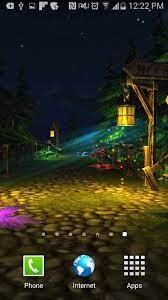 3D Magic Forest live Wallpaper for ...
