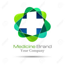 pharmacy design company medical pharmacy vector design illustration template for your
