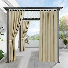 blackout patio outdoor curtains