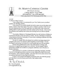 Fr DavidLetter