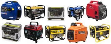 portable generators. We Review The Top Ten Best Portable Generators