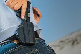 Safariland Will Fit Chart Fan Of A Slim Handgun This Holster Is Just The Fit
