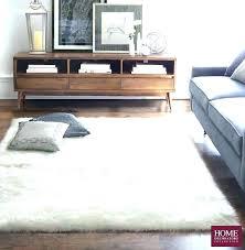 faux sheepskin rug 4x6 faux sheepskin rug fur rugs for living room rug sheepskin faux fur