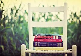 Resultado de imagem para cadeira com gato e  com livros