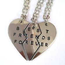 jewels friendship necklaces best friend necklaces for 3 people cute friendship necklaces customized friendship necklaces