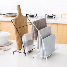 towel holder stand. MyLifeUNIT: Free Standing Kitchen Towel Rack, Fingertip Bath Hand Holder Stand (White) B