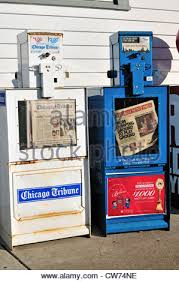 Newspaper Vending Machine Locations Delectable Newspaper Vending Machine Daily Sun Newspaper Florida With Headline