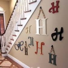 Decorative Wooden Letters For Walls Wooden Letters Wood Letters Wall Letters  Craftcuts Pictures