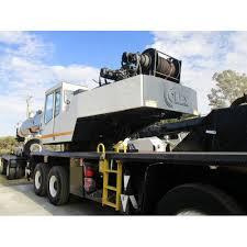 Coles 25 Ton Crane Load Chart Used Coles Hydraulic Truck Crane Capacity 70 Ton Id