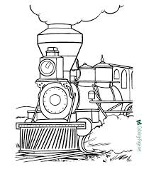 Picture sudoku puzzle with train cars and teddy bear. Train Coloring Pages