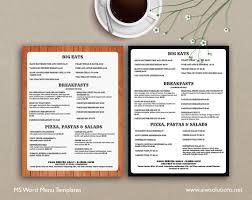 Take Out Menu Template Food Menu Menus Design Takeout Menus Us Menu Restaurant