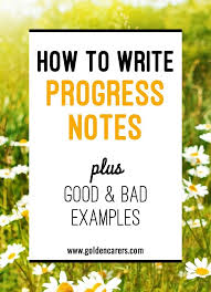 Mds Charting Examples How To Write Progress Notes Home Health Care Nursing