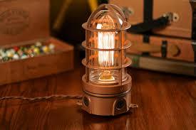 edison table lamp vintage home lighting. Vintage Flashlight Table Lamp. Filter. Explosion Proof Lamp Edison Home Lighting G
