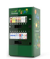 Hello Goodness Vending Machine Adorable PepsiCo Product Equipment And Displays PepsiCo Partners