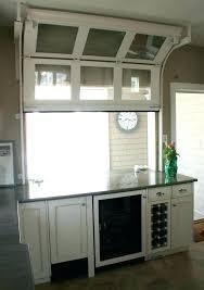 garage window cover garage door kitchen window also garage bar ideas kitchen traditional with garage door