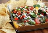 9 layer mexican dip