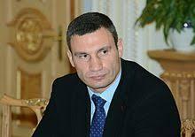 Кличко Виталий Владимирович Википедия Виталий Кличко в Верховной раде Украины