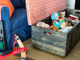 Living Room Storage For Toys 11 Tips For Keeping Kids Toys Organized Hgtv
