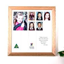 school pictures collage frame school years picture frame photo frames large days school years picture frame