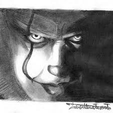 browsing drawings on pennywise by lorenamontaperto