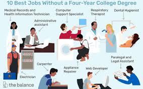 vocational school careers the best jobs for trade school graduates