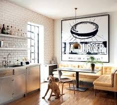 Kitchen Nook Ideas Interesting Decorating Design
