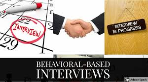 Behavioral Based Dont Let Behavioral Questions Freak You Out Johnson Hill