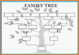 photo family tree template free family tree template word template business