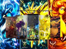 Cool Legendary Pokemon Wallpaper ...